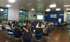Servidoresparticipam de capacitação para conselho de Segurança Alimentar e Nutricional no município - SISAN