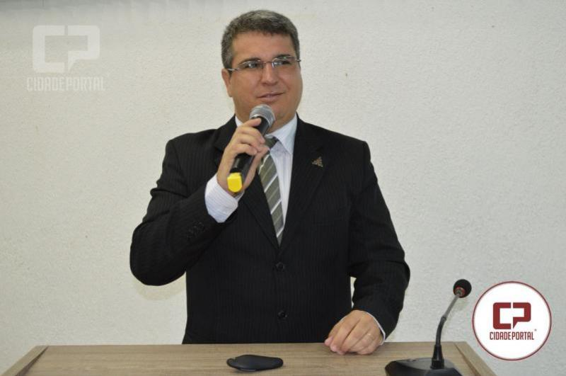 Gilson Croscato será empossado como presidente do Rotary nesta sexta-feira, 28