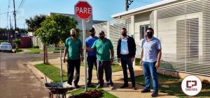 Vereador José Soares viabiliza semáforo no cruzamento da Mauro Mori com Tiradentes