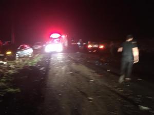 TRAGÉDIA: violento acidente mata 4 pessoas entre Rancho Alegre e Goioerê
