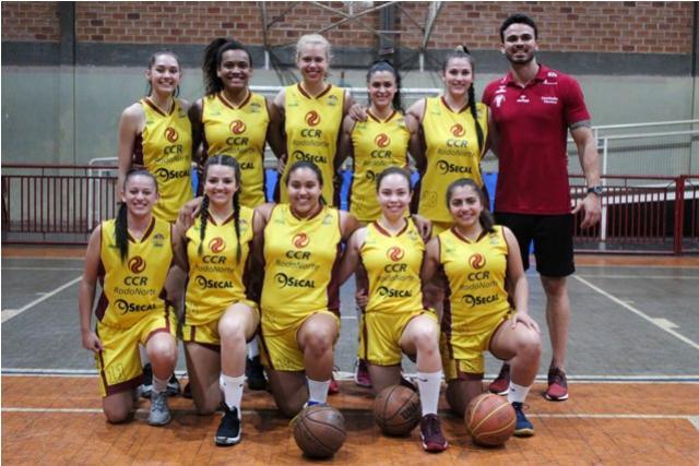 Invictos na competição, equipes de Ponta Grossa chegam às semifinais do basquete