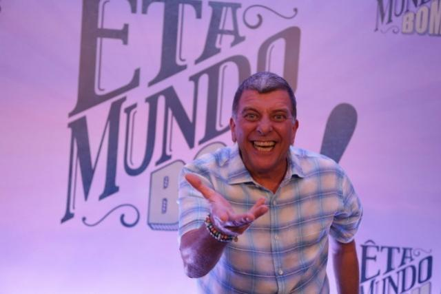Morre o ator e diretor Jorge Fernando, aos 64 anos