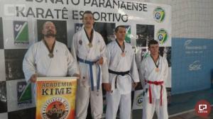 Policiais Militares se destacam em campeonatos paranaenses de karatê