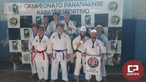 Equipe de Karatê Águas Claras se destaca na 1ª etapa do Campeonato Paranaense em Goioerê