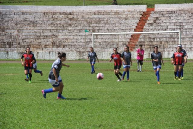 Equilíbrio impera na rodada de abertura da categoria A nos JAPS Bom de Bola em Ubiratã