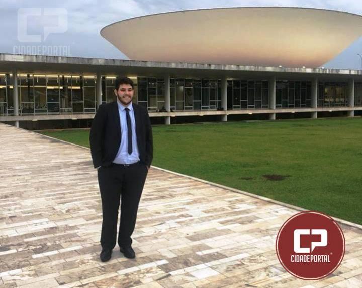 Goioerense é destaque em Brasília