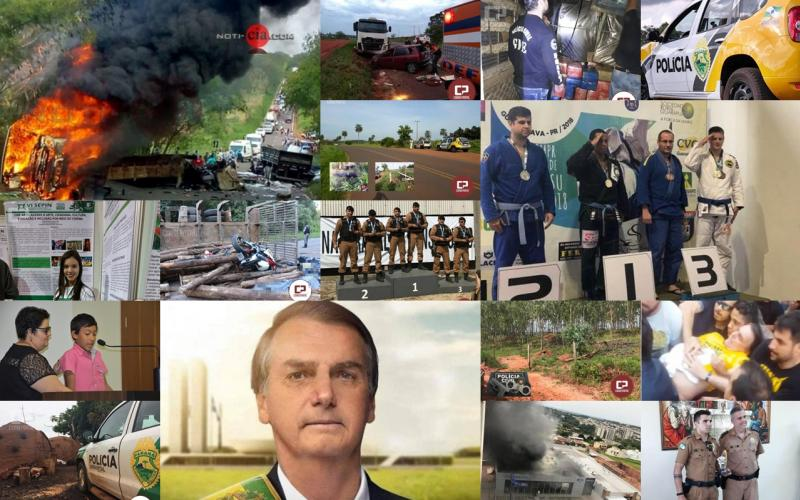 Retrospectiva 2018 - Fatos, Acontecimentos e Notícias que marcaram Umuarama e Região