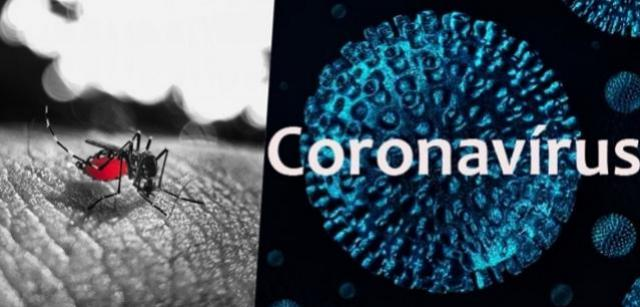 Casos monitorados do Covid-19 sobem para 107 e casos de Dengue para 465 confirmados em Goioerê