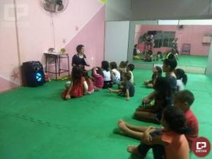 Projeto CREER realiza palestras de combate à violência e o abuso infantil em Goioerê