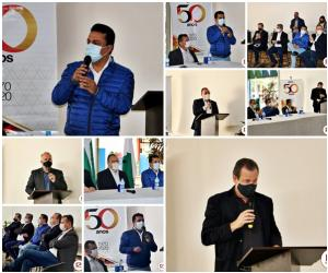 Curso Física Médica foi lançado para o Campos Regional da UEM de Goioerê