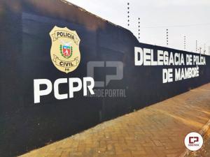 Polícia Civil de Mamborê desvenda crime de tentativa de homicídio ocorrido no início do mês de agosto