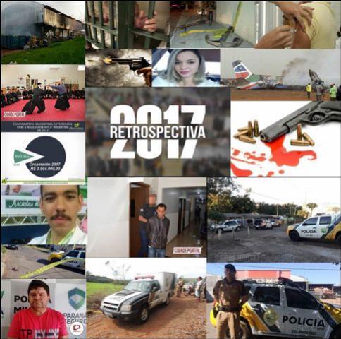 Retrospectiva - Fatos e Notícias que marcaram o ano de 2017