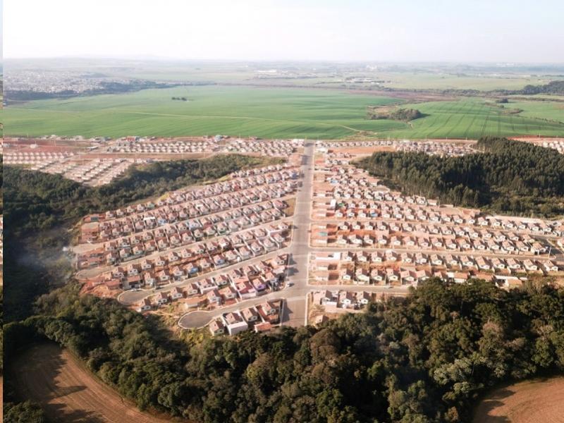 Aberto edital para a construção de 545 casas populares em 20 municípios