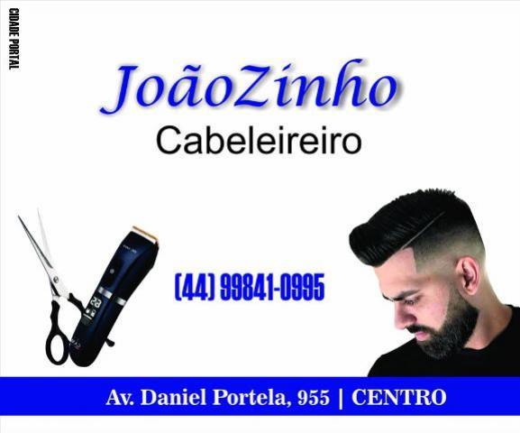 O Joãozinho Cabeleireiro deseja a todos um Feliz Ano Novo e um 2020 repleto de paz!