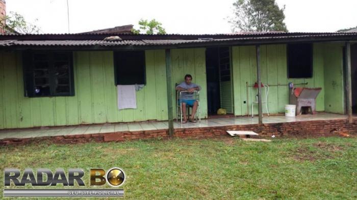 Polícia Civil de Toledo captura acusado de cometer 100 mortes em Rondônia