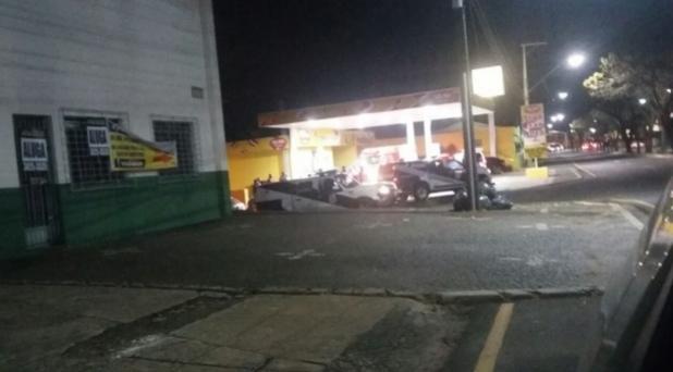 Policial leva tiro na cabeça durante assalto em Ponta Grossa