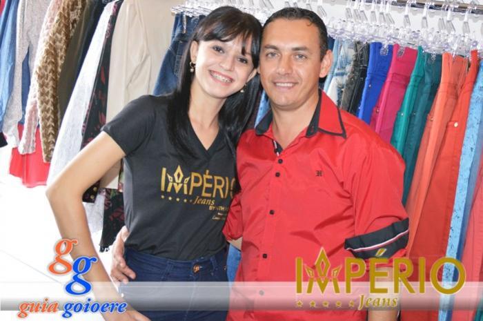 3ca162085 Império Jeans inaugurou neste sábado, 06 - Goioerê | Cidade Portal ...