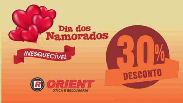 e789c5a0062 Últimos dias da promoção do Dia dos Namorados com 30% de desconto ...