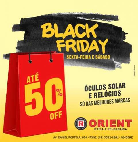 f99590fd3ec Óculos solar e relógios com até 50% de desconto Orient - Goioerê ...