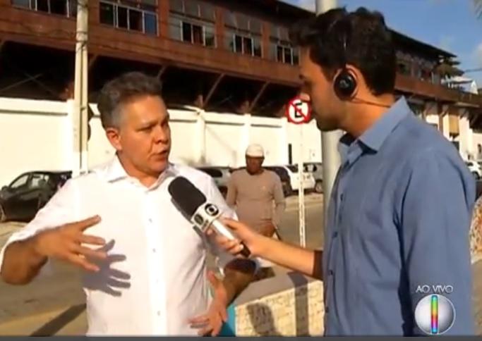 Goioerense é Entrevistado Pela Programa Bom Dia Rio Grande
